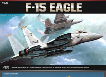Academy 1/144 F-15 Eagle 12609