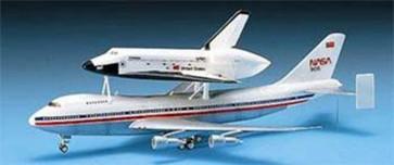 Academy 1/288 Space Shuttle/747 Transport 12708