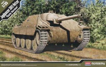 Academy 1/35 Jagdpanzer 38(T) Hetzer Early Version 13278