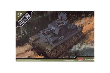 Academy 1/35 German Light Tank Pz.Kpfw.35(T) 13280