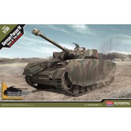 Academy 1/35 German Panzer Iv Ausf.H Ver.Mid 13516