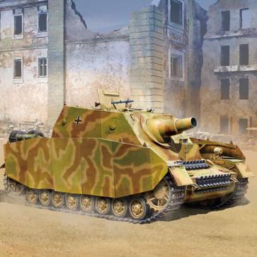 Academy 1/35 German Strumpanzer Iv Brummbär Ver.Mid 13525