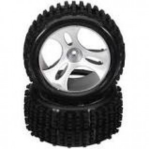 Wltoys 1/18 Rc Car Spare Parts Wheels (2Pc) A959-01