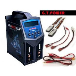 GT Power X2 | Pro Duo AC/DC Nimh/Lipo Smart Charger