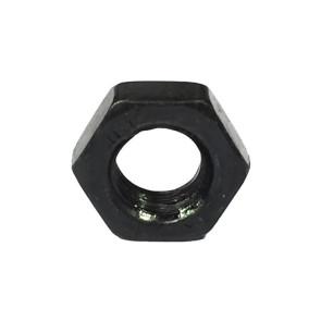 AT NUT M2.5 Black Metric 2.5mm Nut (6pk)