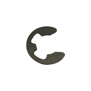 AT E-CLIP M2.5 Black metric 2.5mm E-clip (Circlip) (6pk)