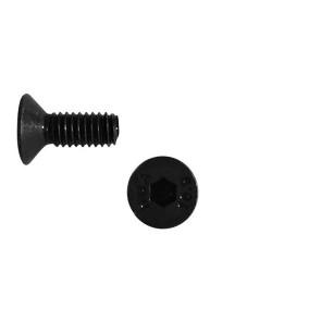 AT FHCSM2.5X8 (6pc) steel flat head (countersunk) cap screw metric