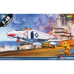 Academy 1/48 F-4B Vf-111 Sundowners (Mcp) 12232