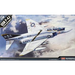 Academy 1/48 F-4J Vf-84 Jolly Rogers Phantom Ii 12305