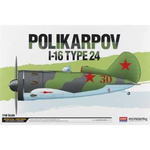 Academy 1/48 Polikarpov I-16 Type 24 12314