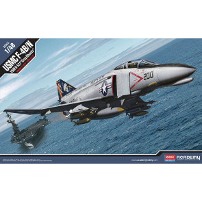 Academy 1/48 Usn F-4B/ Vmfa-531 Gray Ghosts 12315