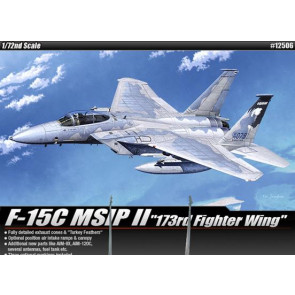 Academy 1/72 F-15C Msip Ii [173Rd Fighter Wing 12506