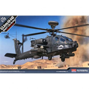 Academy 1/72 Ah-64D Block Ii Late Version Us Army 12551
