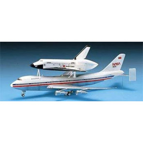 Academy 1/288 Space Shuttle/747 Transport 12708