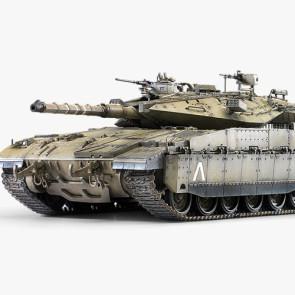 Academy 1/35 Merkava Mk. IID 13286