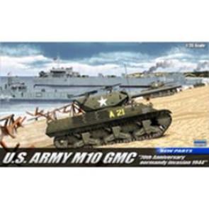 Academy 1/35 Us Army M10 Gmc 70Th Ann. Normandy 1944 13288