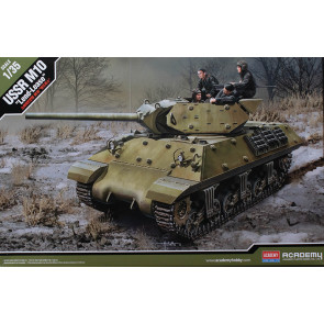 Academy 1/35 M10 Ussr (Lend-Lease) Kit 13521