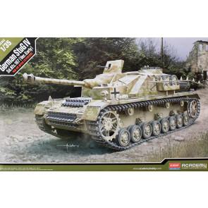 Academy 1/35 Sturmgeschutz IV (early) Kit 13522