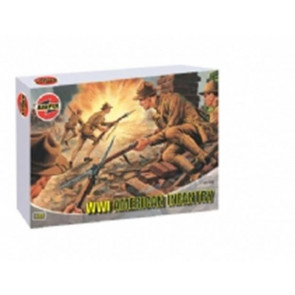 Airfix 1/72 WWI American Infantry 01729