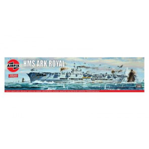 Airfix 1/600 Hms Ark Royal 04208V