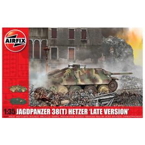 Airfix 1/35 JagdPanzer 38 tonne Hetzer Late Version 1353