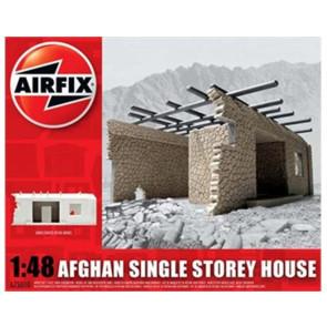 Airfix 1/48 Afghan Single Storey House 75010