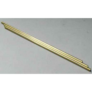 Albion Alloys Brass Tube Round 10 x 0.45mm (2pcs) alb-bt10m