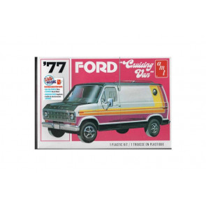Amt 1/25 1977 Ford Cruising Van 1108M