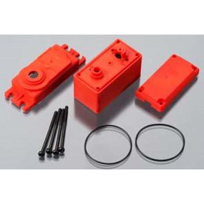 Arrma Ads Plastic Gear Servo Case (red)