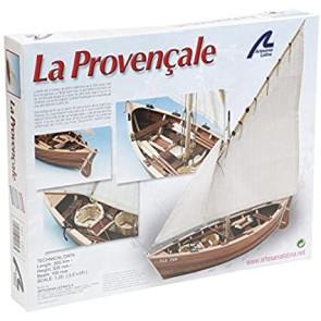 Artesania 1/20 La Provencale Fishing Boat 19017