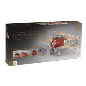 Artesania 1/16 Sopwith Camel Wooden Model Kit 20351