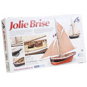 Artesania 1/50 Jolie Brise Wooden Ship Model 22180