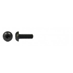 AT BHCSM2X10 (6pc) steel button head cap screw metric M2x10mm