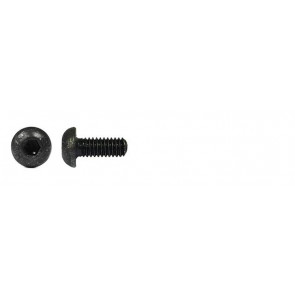 AT BHCSM2X8 (6pc) steel button head cap screw metric M2x8mm