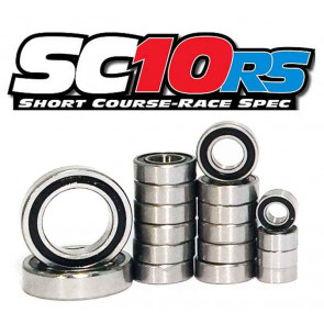 AT BS3001 sealed bearing set for the Team Associated SC10