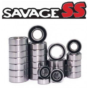 AT BS4006 sealed bearing set for the HPI Savage SS