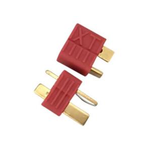 AT e3007 Deans Plug Antiskid F/M (1pr)