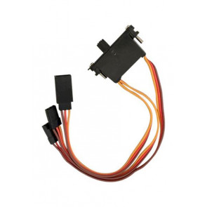 AT e4106 Switch Harness JR 300mm Long Lead