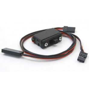 AT e4107 Switch Harness JR W/Charge Lead 150mm Long