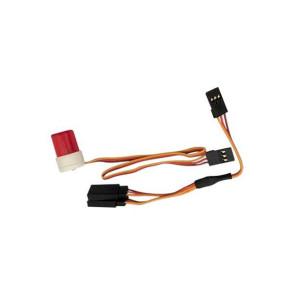 AT e4205 1/10 RC Car Police Flash LED