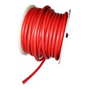 AT e4606 Silicone Wire 14awg Red OD 3.5mm 20cm