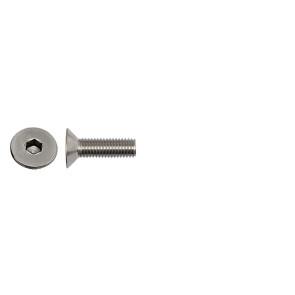 AT FHCSM3X10 (6pc) stainless steel flat head (countersunk) cap screw metric m3x10mm