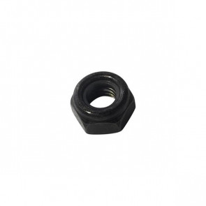 AT LOCKNUT M4 Black Metric 4mm LockNut (6pk)