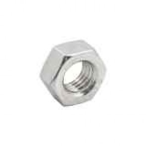 AT NUT M10 Stainless Steel Metric 10mm Nut (6pk)