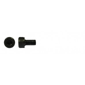 AT SHCSM2X5 (6pc) steel socket head cap screw metric M2x5mm