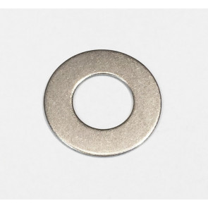 AT WASHER M10 Stainless Steel Metric 10mm I.D Flat Washer (6pk)