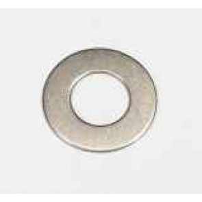AT WASHER M2 Stainless Steel Metric 2mm I.D Flat Washer (6pk)