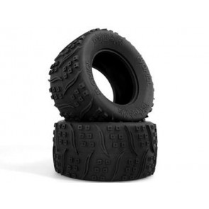 Axial Dirt Devil Tyres (2) AX12000