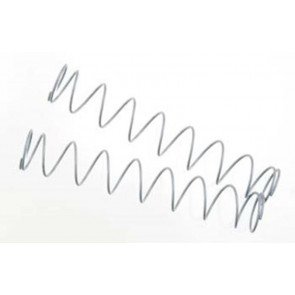 Axial Spring 14x90mm 1.71 lbs/in White Scorpion ax30214