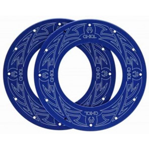 Axial Tribal Beadlock Ring Blue ax8056